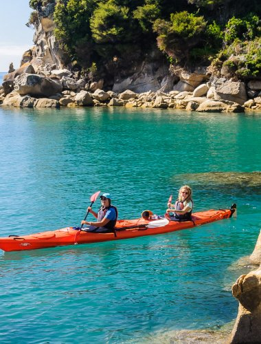 Marahau Sea Kayaks - Abel Tasman