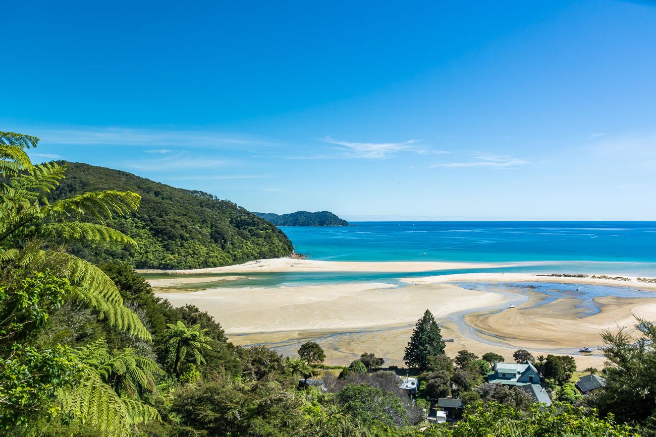 The Abel Tasman National Park - MSK